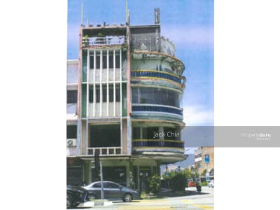 For Sale - 25/8/2021 Bank Auction 4 Storey Shop : Jalan Pasir Puteh, Ipoh, Perak
