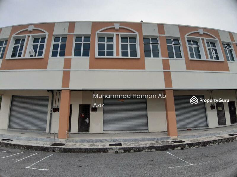 Shop Lot Bemban Height #163157234