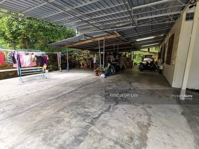For Sale - Kampung Bungalow with Orchard Durian Farm