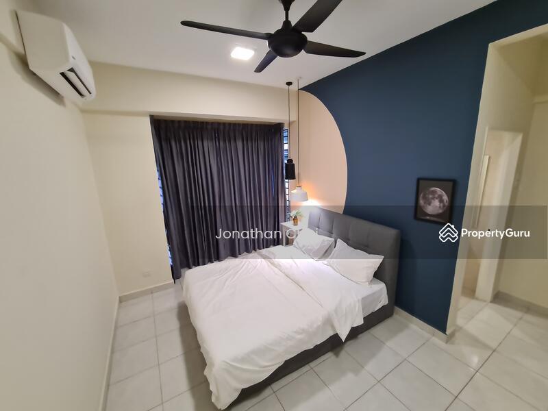 Minimalist 【Fully Furnished 100% Renovated】 HOC2021 3-room Condo Shah Alam #163189642