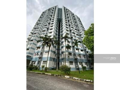Dijual - Permas Ville Apartments