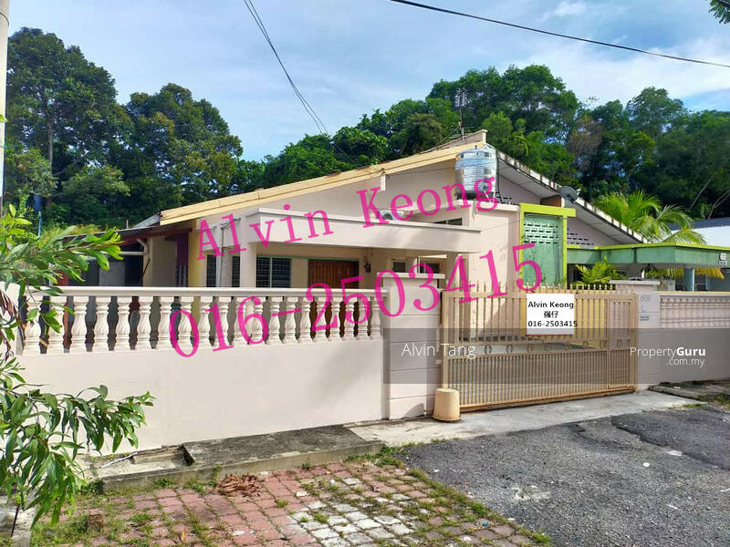 Seremban 40*90 Single Storey Semi-D ! Rahang Blossom Taman Ujong Near Primary School !! #163360330
