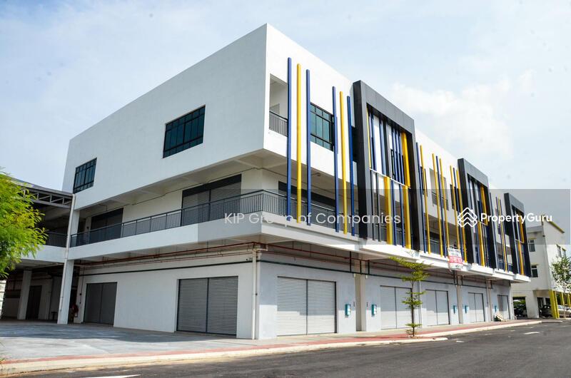 KIP Utama Biz Hub @ Melaka #163384518