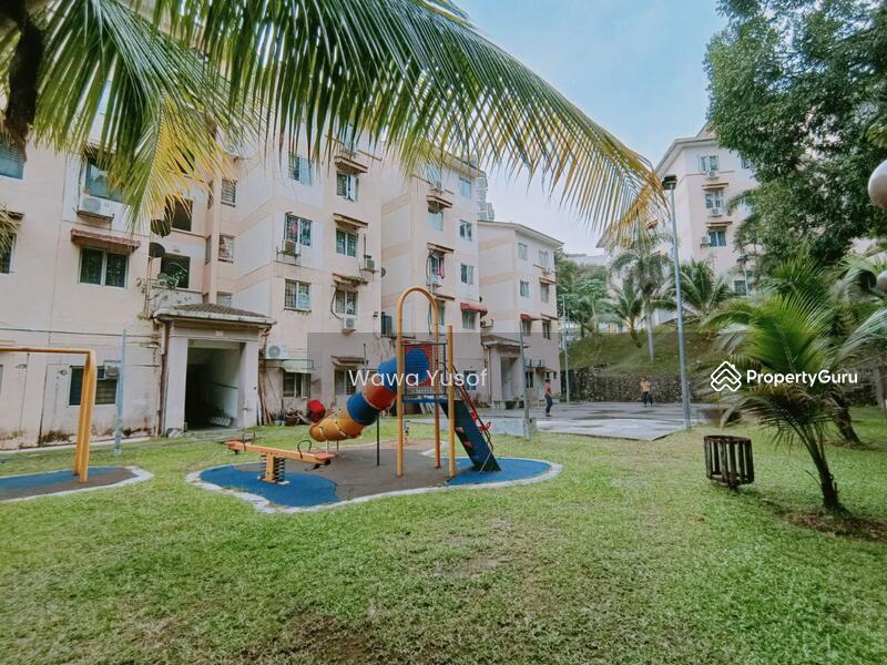 saujana apartment #163389514