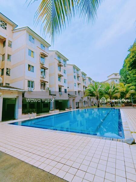 saujana apartment #163389518