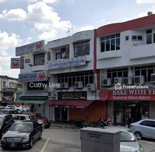 For Sale - Taman Megah, PJ SS 24 CORNER Shoplot for Sale