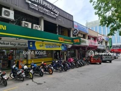 For Sale - Taman Sejati Double Storey Shop Lot