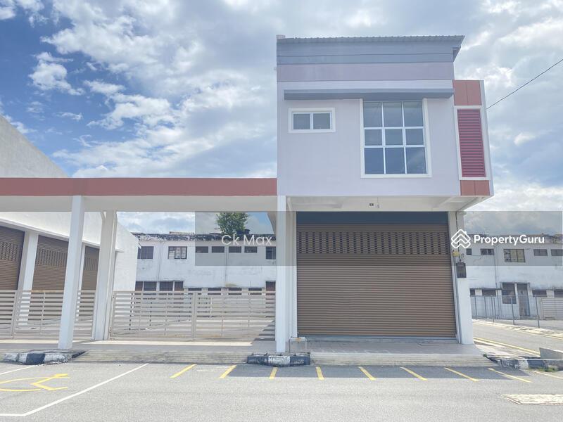 1.5 Storey E-Commerce Lot For sale - Taman Menglembu Impiana Adril, Ipoh #163497856