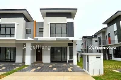 For Sale - Putrajaya Corner Unit ! ! [ Developer SALES! ] Double Storey 50x90 Superlink Freehold