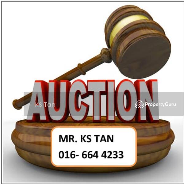 BANK LELONG ( PANGSAPURI DAMAI VISTA, BANDAR DAMAI PERDANA, KUALA LUMPUR ) RM 430K #163508188