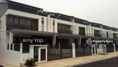 For Sale - {Buy Home Get Cash Back?! !] 22x70 Landed Nr Bukit Jalil, Putrajaya, Serdang