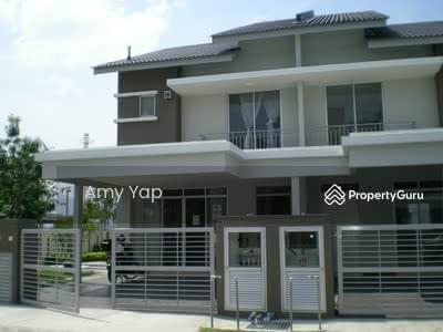 For Sale - { Monthly Installment Start From RM1500} 22x75 Double Storey Nr Bukit Serdang, Bukit Jalil, Belakong