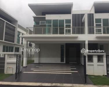 For Sale - (Rejection Last 5 Units) 2-Sty Freehold 22x75 Superlink Bukit Jalil, Puncak Jalil, Bukit Serdang
