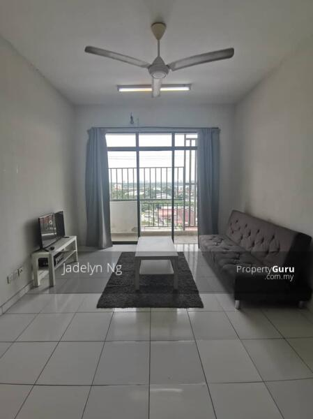 Jentayu Apartment Tampoi Perling 4 bedrooms Fully Furnished #163523680