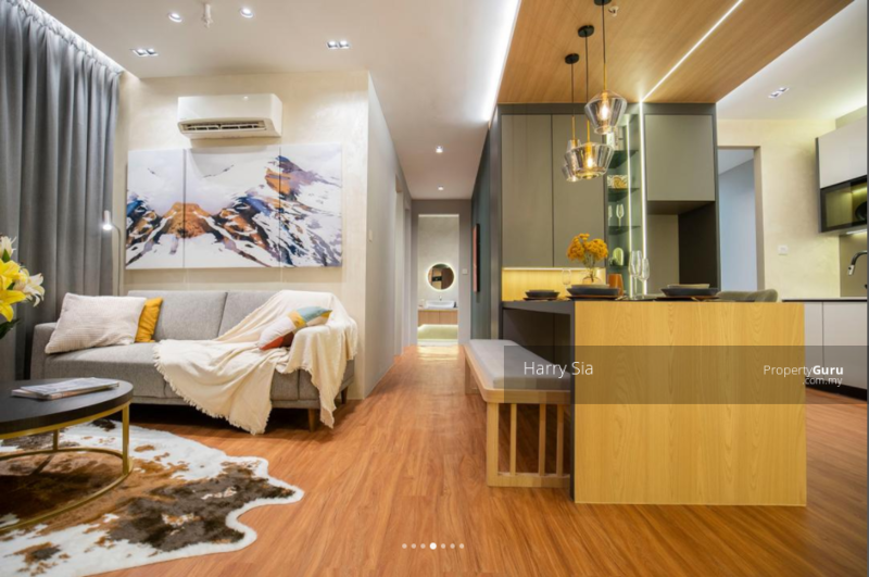[Monthly Installment RM 1800] Luxury Huge Size 4R3B Condo, OUG #163530790