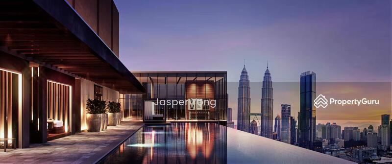 Sky Condominium above mall locate in the heart of Setia Alam (international zone) #163583566
