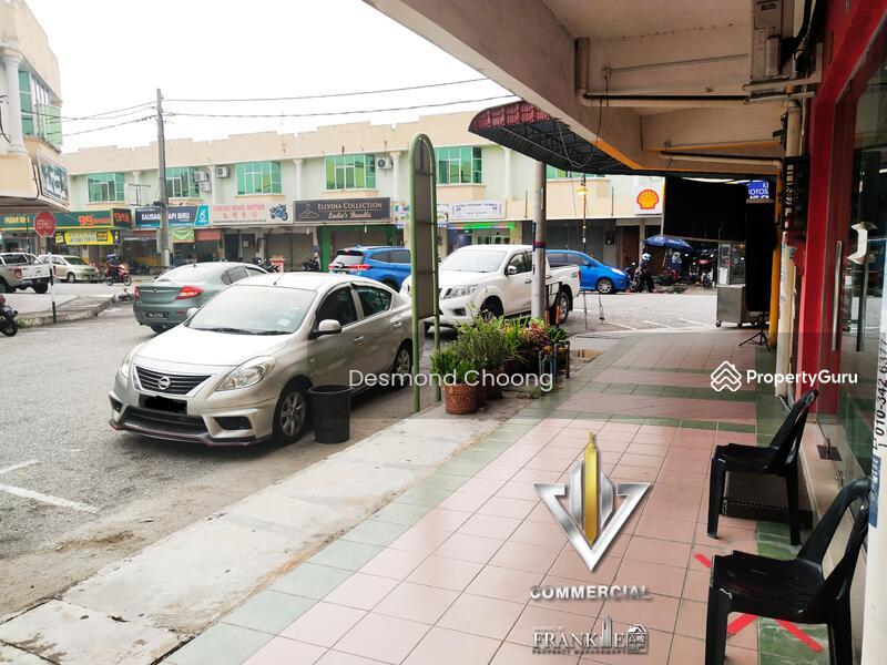 TENANTED 2 STOREY SHOP at walking distance TF Manjung #163585670