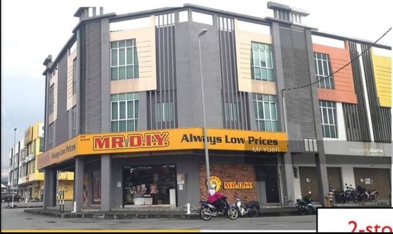 2 & 3 Storey Shop for sale at Jelapang #163591734