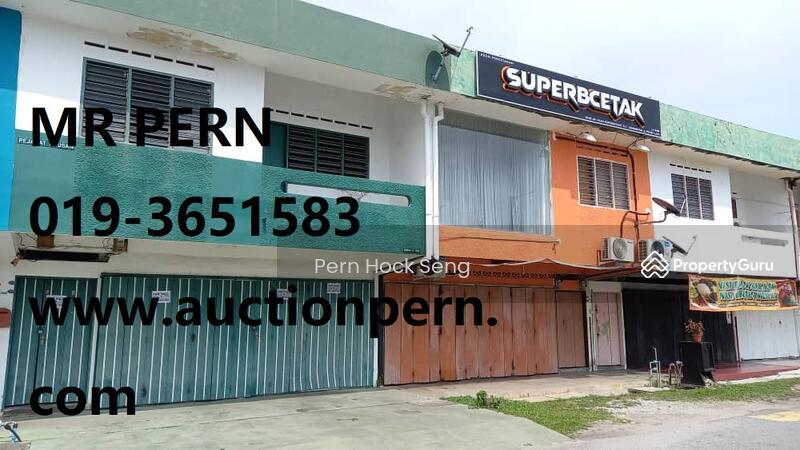 Melaka, Lorong Pandan,Taman Kenanga Seksyen 1@2 Storey Terrace Shop Office-COMING SOON #163637558