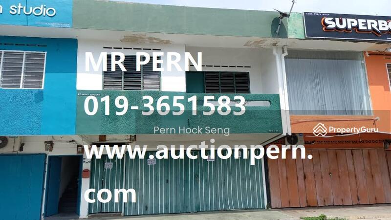 Melaka, Lorong Pandan,Taman Kenanga Seksyen 1@2 Storey Terrace Shop Office-COMING SOON #163637608