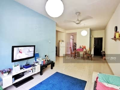 For Sale - Delima Apartment Bukit Jelutong Shah Alam