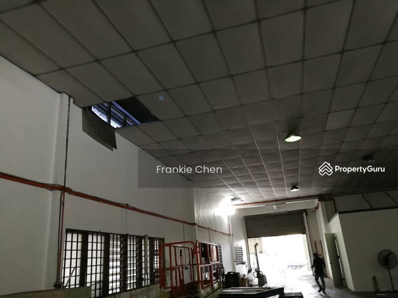 1.5 Storey Semi D Factory Desa Cemerlang Jalan Mashyur #163661466