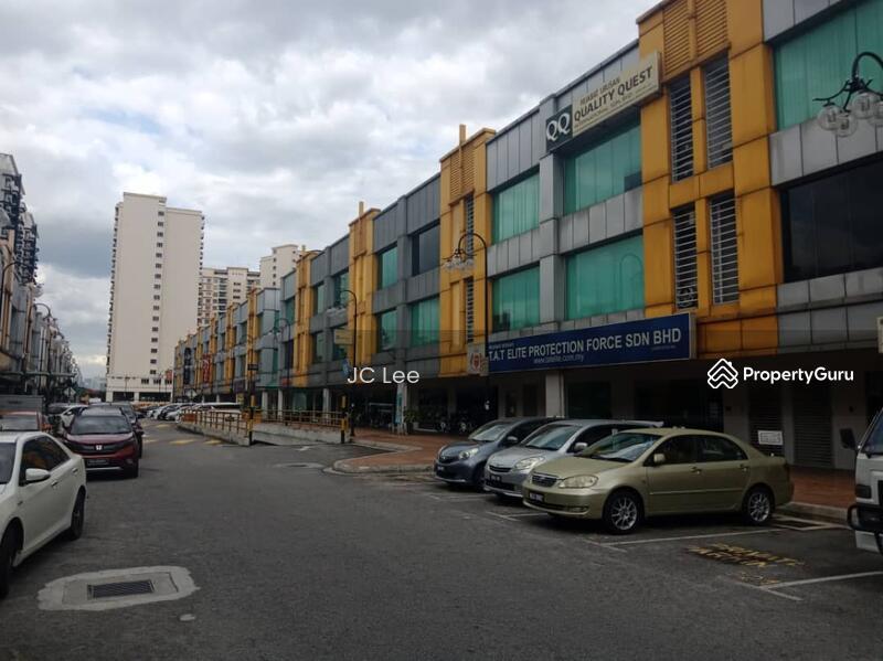 Kuchai Business Park #163667198