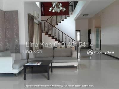 For Rent - Good Condition Bungalow @ Nusantara, Setia Eco Park