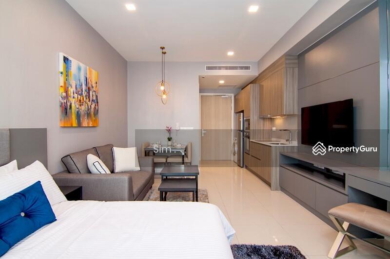 Nadi Bangsar Service Residence #163684968