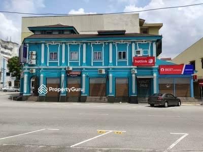 For Rent - Jalan Raja Erkam - Ipoh town area