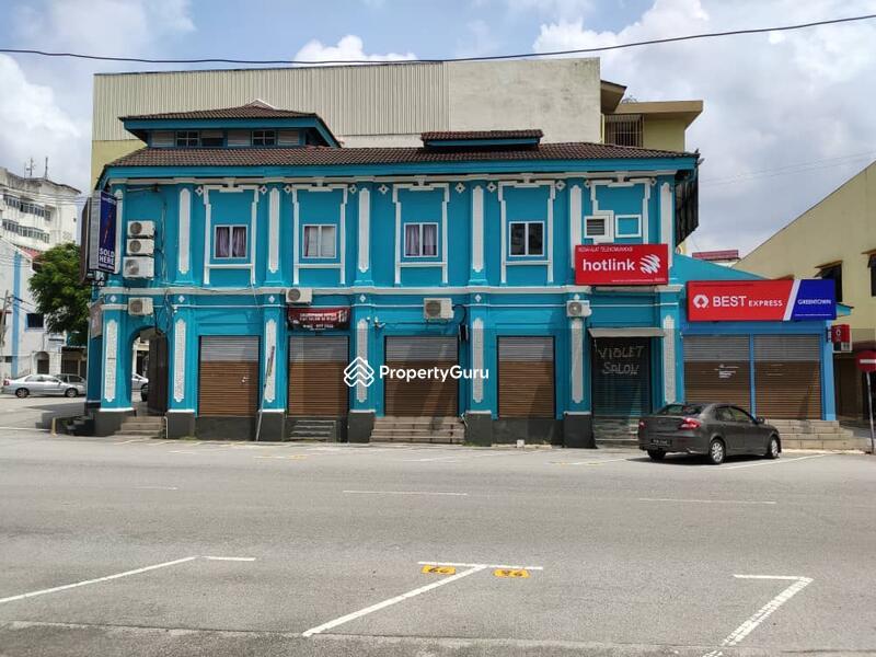 Jalan Raja Erkam - Ipoh town area #163695600