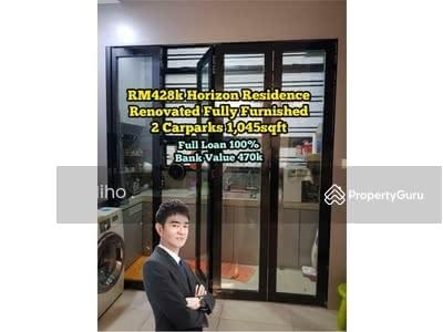 Dijual - Horizon Residence Luxury Apartment