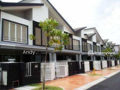 For Sale - HOC Cashbonus150k[Below Market Price 95%Sold Out]2-Sty Freehold 22x80 Ampang TamanMuda Maluri