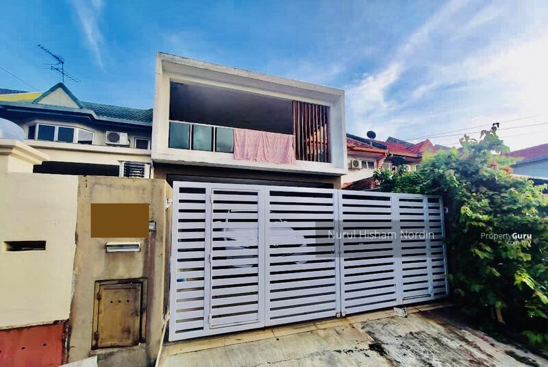FULLY RENOVATED Double Storey House Taman Setapak Indah Danau Kota Kuala Lumpur #163762232