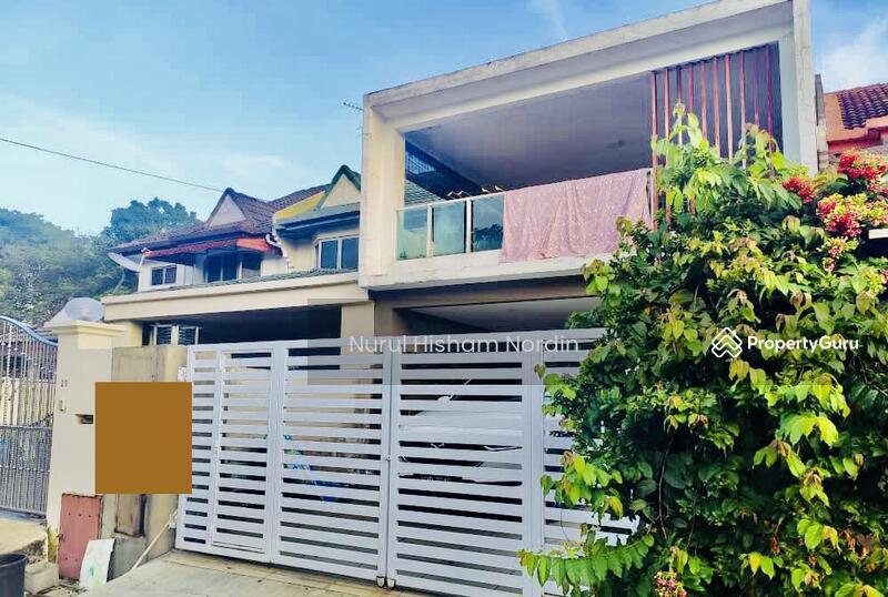 FULLY RENOVATED Double Storey House Taman Setapak Indah Danau Kota Kuala Lumpur #163762248
