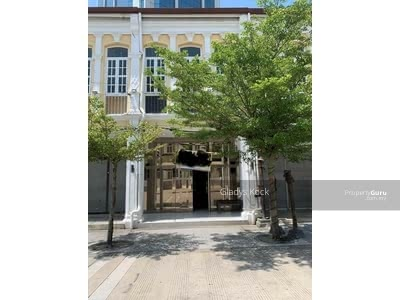 For Sale - 2 Storey Heritage House at Upper Penang Road, Georgetown