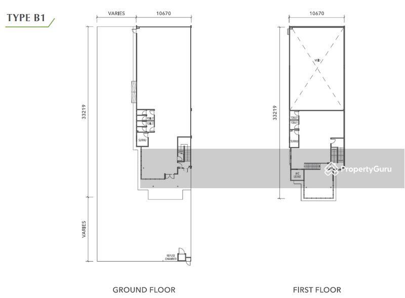 Setia Eco Business Park 1 Seri Austin 1.5 Storey Cluster Retail Warehouse #163778606