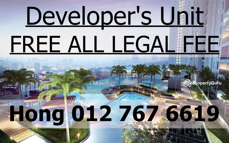 Parkhill Residence Bukit Jalil #163792722