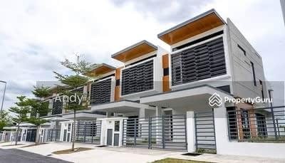 For Sale - 0 Downpayment HOC2021 120K Cashbonus {Klang} 22x85 2 sty Landed Nr Setia Alam, Klang, Bandar Botanik