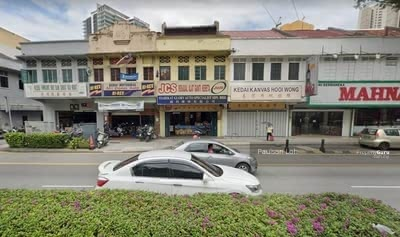 For Sale - Kuala Lumpur Jalan Ipoh shop for sale, freehold