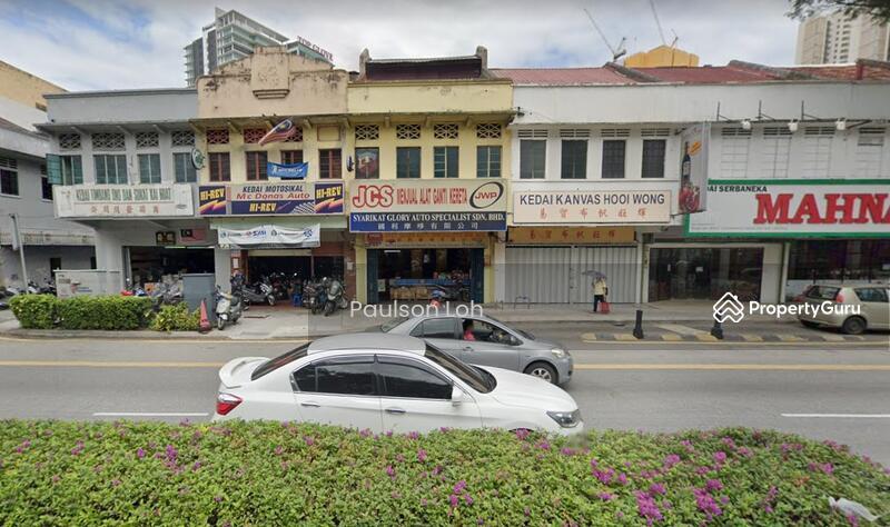 Kuala Lumpur Jalan Ipoh shop for sale, freehold #163804140