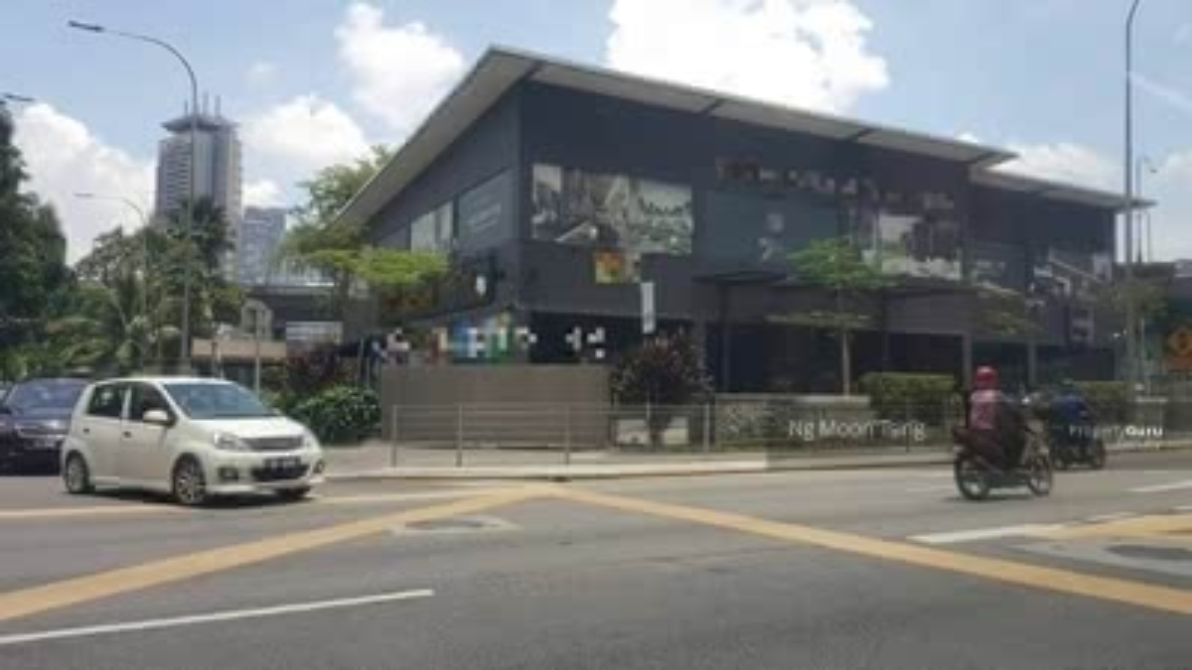 For Sale - Jalan Yap Kwan Seng Commercial Building