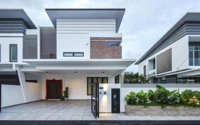 For Sale - [Serious Buyer ONLY] Freehold 24X75 Double Storey [Rebate 24%] Urgent SALES Near Nilai