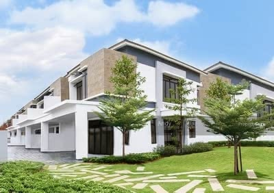 For Sale - [Covid19 Harga Runtuh+Full Loan] 2sty Freehold 130k CashBonus Nr , Cyberjaya, Puchong, PutraHeight