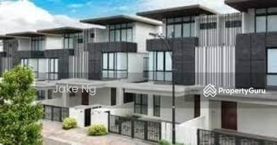 For Sale - Jalan Kuching end new 3 storey superlink completion 2022