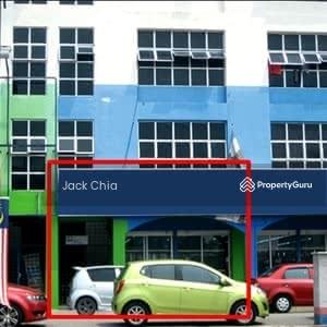 For Sale - 12/6/2021 Bank Auction : Ground Floor, Wisma Semantan, Jalan Ahmad Shah, Temerloh, Pahang
