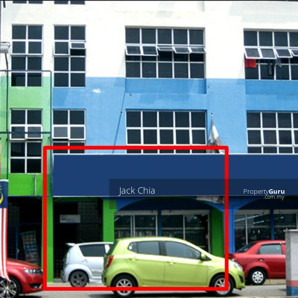 12/6/2021 Bank Auction : Ground Floor, Wisma Semantan, Jalan Ahmad Shah, Temerloh, Pahang #164004332
