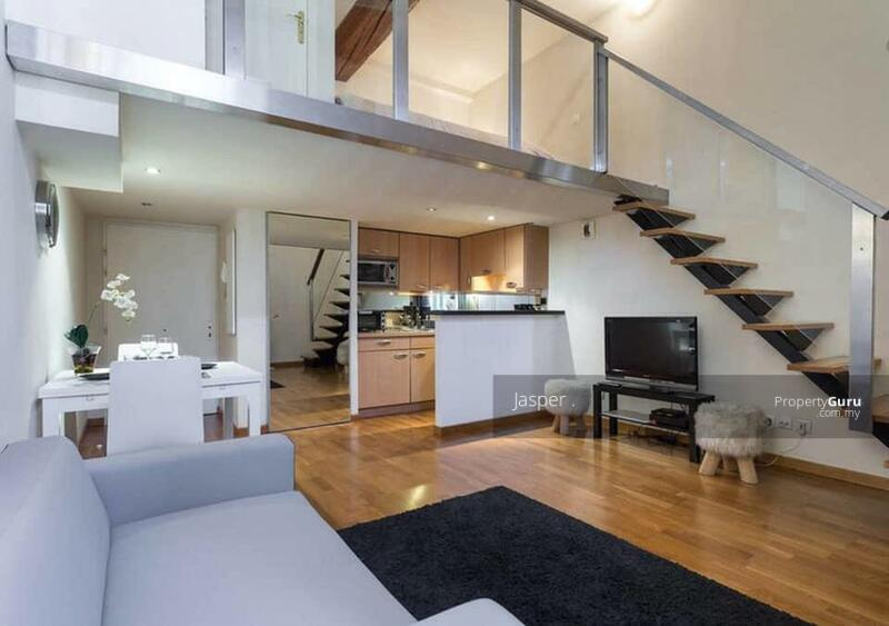 [ WALK TO MRT ] Premium Design Duplex 80% Furnished & Zero DownPayment #164024674