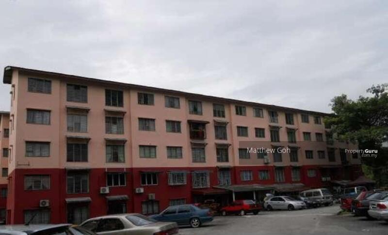 pangsapuri cemara Bandar sri damansara kepong #164026546