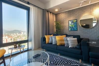 For Sale - FURNISHED DUAL KEY 【FREEHOLD + CASH BACK RM80K】BUY 1 GET 2 UNIT NEXT UNI & SHOPPING MALL